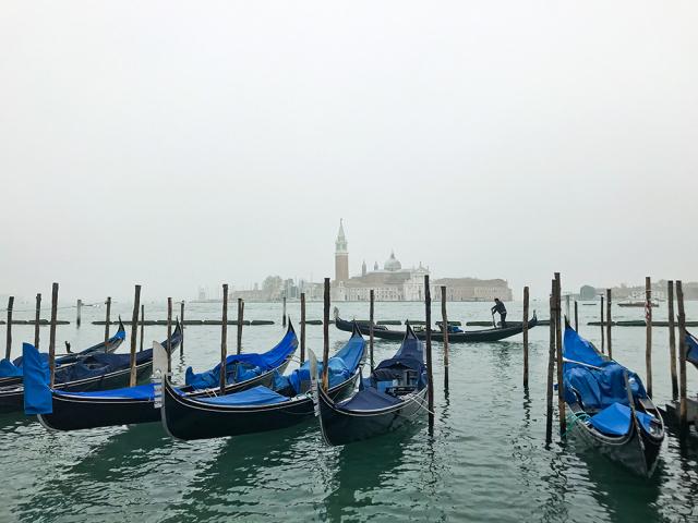 ベネチア ゴンドラ